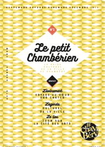 Petit-chambérien n°1 couverture