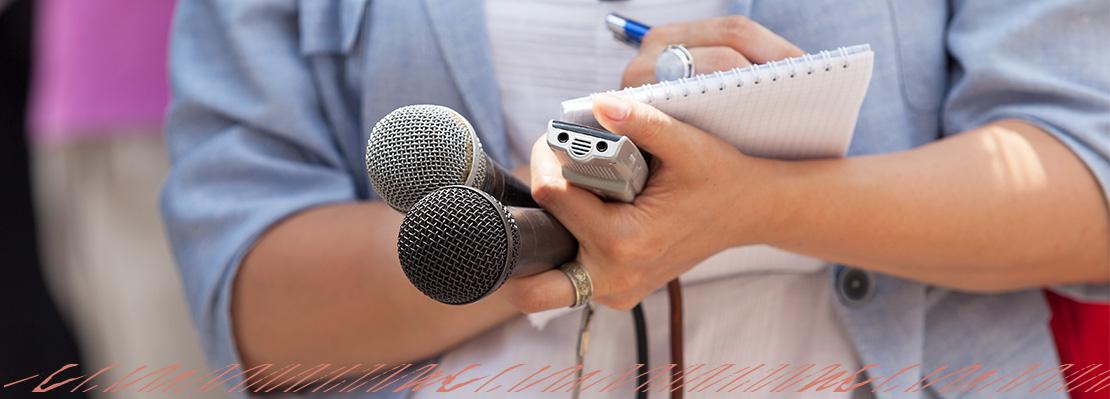 Journalistes et retombés